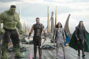 Fantasztikusra sikeredett a Thor: Ragnarök