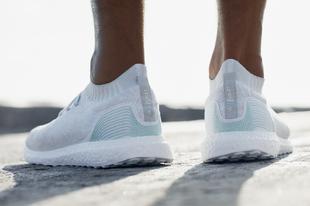 Érkezik a szemétből készült Adidas cipő!