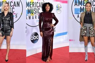 Íme az American Music Awards legjei 2017-ben