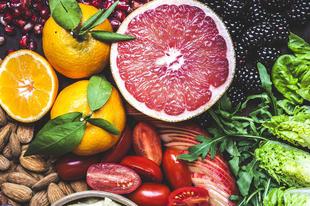 Vitaminforrások a konyhából