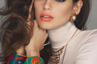 Kaia Gerber egyszerűen elképesztő a Love Magazinban
