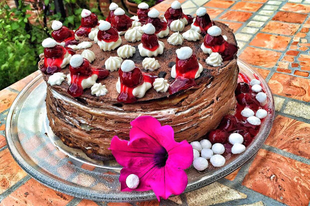 A palacsinta torta, amiért meg fogsz őrülni!