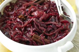 Mennyei vörösboros vegán lila káposztás vitaminbomba
