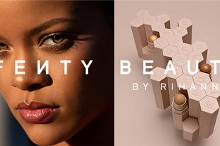 Rihanna bámulatos smink kollekciót dobott piacra!