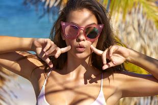 Boldog nemzetközi napszemüveg napot