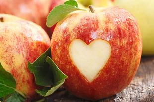 Mindennapra egy kis alma!