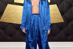 Az idei Grammy-n a cicivillantás volt a dresscode