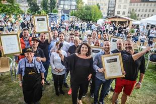 Íme a Gourmet fesztivál díjazottjai