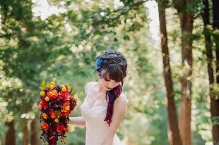 A legszebb DIY menyasszonyi ruha!