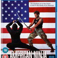 BD teszt: Amerikai Nindzsa 1-4 (1985-1990) (Import ajánló)