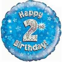 Heppi második birthday Blu-geek!