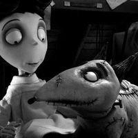 Tim Burton visszatér - Frankenweenie - Ebcsont beforr Blu-ray teszt