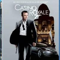 James Bond - Casino Royale Blu-ray - Végre megvan!!!