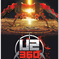 U2 360° At The Rose Bowl koncert Blu-rayen
