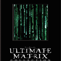 Hétlemezes Mátrix Blu-ray kiadás az Amazonon