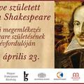 450 éve született Shakespeare