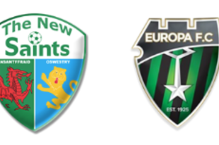 The New Saints  -  Europa FC