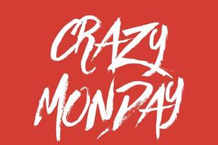 #CrazyMonday