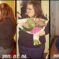 Before-After: 86kg mínusz - Impossible is nothing! Neked mi a kifogásod?