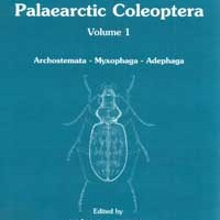 Löbl, I. and Smetana, A. (editors) (2003): Catalogue of Palaearctic Coleoptera. Volume 1. Archostemata - Myxophaga - Adephaga.