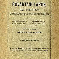Rovartani Lapok (1884-1926)