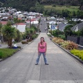 A világ legmeredekebb utcája