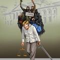 Merkel asszony és a másik realitás