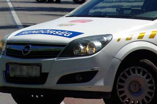 HATALMAS A TORLÓDÁS! Kamionok ütköztek össze az M1-es autópályán, Győrnél