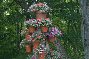 ITT AZ IDEJE! Használd te is ezeket a zseniális ötleteket: retro érzés, kreatív hasznosítás a kertedben, a nagyinak nem volt ennyi színes cucca!
