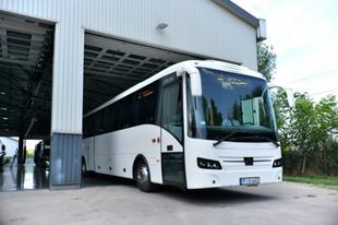 Újabb Győrben is gyártott Credo buszok állnak forgalomba