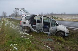 A FELELŐS VEZETÉS HERCEGE: Balesetet okozott Győr környékén, majd segítségnyújtás nélkül meglépett