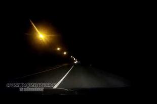 Sötétben támadó sötét biciklisek Győrben