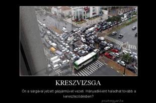 Könnyebb vagy nehezebb lesz Győrben jogsit szerezni? Januártól átalakult a KRESZ vizsga!