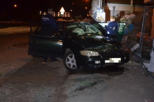 Menekülni próbált a kábszeres sofőr Győrben-hiába