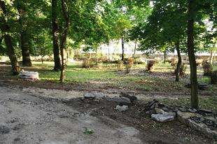 Mi ez a 150 milliós csiga tempó Tatabánya első parkjával?