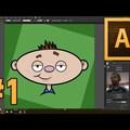 Illusztrálj élőben #1 – Cartoon fej