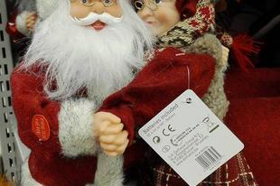 """Karácsonyi kisszínes (vagy inkább """"kisbizarr"""")"""