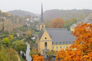 Luxemburgi kísértethistóriák