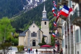 Ebéd a Mont Blanc csúcsán