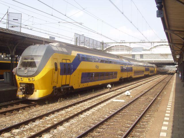 Bori goes to Holland