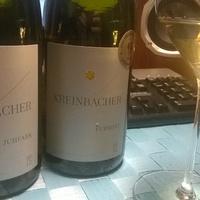 Kreinbacher-párosok II. - Furmint 2012 és Juhfark 2012