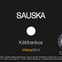Tegnap ittuk – Sauska Kékfrankos 2012