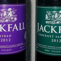 Jackfall duó - Syrah 2012 és Cabernet Sauvignon 2012