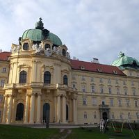 Ausztria legrégebbi borászata - Weingut Stift Kloster Neuburg