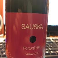 Tegnap ittam – Sauska Portugieser 2015
