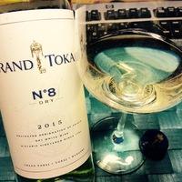 Tegnap ittam – Grand Tokaj N°8 2015