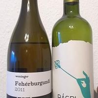 Soproni fehérbor páros