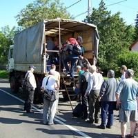 2010. június 6. Áradás az Ipolyon (Nagybörzsöny - Nagy-Koppány - Szarvas-kő - Nagyirtáspuszta - Kis-Sas-hegy - Kóspallag)