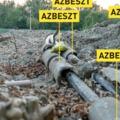 A katasztrófavédelem is kiszállt, tényleg veszélyes azbeszt lehet a Városligetben