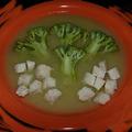Brokkolira hangolva